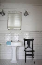 sink traditional bathroom sinks vintage tub cottage bathroom vintage pedestal sink subway tile horizontal wood wal