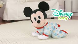 <b>Disney Baby</b> Mickey & <b>Minnie Mouse</b> Musical Crawling Pals ...