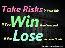 Risk Quotes. QuotesGram