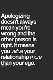 Apologizing Quotes on Pinterest | Sorry Quotes, I'm Sorry Quotes ...