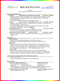 sample java resume  socialsci cosample resume for entry level java developer java developer sample resume   sample java resume