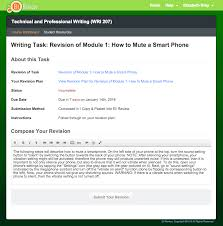 revision tasks eli review the revise and resubmit feature is remarkably similar to the writing task feature