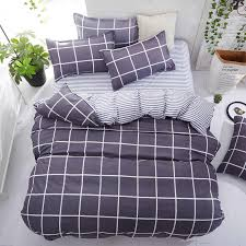 Simple <b>style</b> bedding set <b>single</b>/<b>Double</b> bed Christmas gift flat bed ...