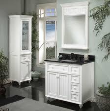 Bathroom White Vanities Bathroom Vanity Single Sink Large Bathroom Mirror With Shelf