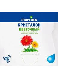 <b>Удобрение для цветов</b> Фертика Кристалон Цветочный 100гр ...