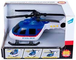 ᐉ Полицейский <b>вертолет Big Motors</b> 2018-1E • Купить в Киеве ...