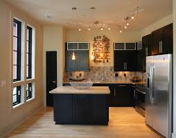 track pendant lighting kitchen contemporary with ceiling lighting dark wood cabinets island lighting kitchen island neutral blue track lighting