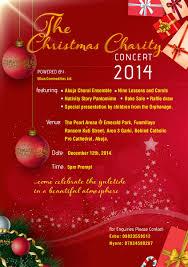 abuja christmas charity concert debuts breaking times abuja christmas charity concert debuts 12