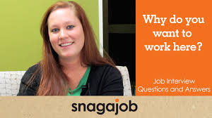 job interview questions and answers part why do you want to job interview questions and answers part 2 why do you want to work here