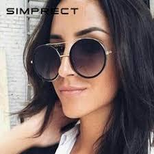 ASOUZ <b>2019</b> new <b>fashion square</b> ladies sunglasses classic brand ...