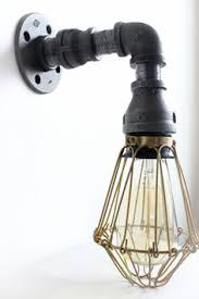 industrial lighting wall sconce w brass cages steampunk bathroom vanity light bronze light fixture loft art pipe furniture edison awesome farmhouse lighting fixtures furniture