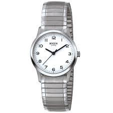 <b>Наручные часы Boccia</b> Titanium 3287-01 — купить в интернет ...