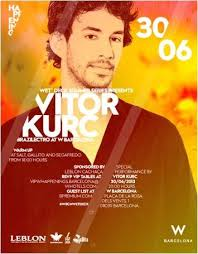 Wet Deck Summer Series 2013. Sponsored by Leblon Cachaça presents: BRAZILECTRO VITOR KURC VIP TABLE RESERVATIONS AT vipwhappenings.barcelona@whotels.com - es-0630-496237-front