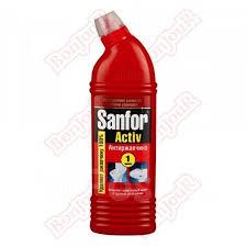 <b>Чистящее средство Sanfor Activ</b> Антиржавчина 1л