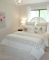 decorating my bedroom: decorating bedrooms with secondhand finds the guest bedroom reveal