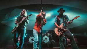 <b>Whiskey Myers</b> at Hard Rock Hotel & Casino - Apr <b>2</b>, 2020 - Catoosa ...