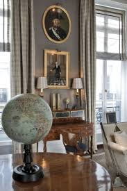 country living room ci allure: jean louis deniot rue des saints pares paris