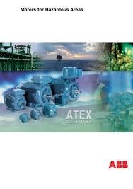 Motors for Hazardous Areas - Auser