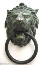 <b>Brass Lion</b> Head <b>Door</b> Knocker - Ideas on Foter