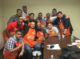 the home depot office photos glassdoor redlands ca middot the home depot photo of celebration of leadership one member moving on up