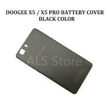 [<b>ORIGINAL</b>] <b>BATTERY</b> COVER <b>DOOGEE</b> X5 / X5 PRO - BLACK ...
