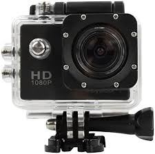 Action Camera HD 1080p 12MP Waterproof Sports Camera ...