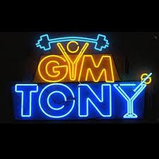 Resultado de imagen de gym tony