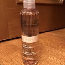 Успокаивающая мицеллярная вода 2 в 1 YVES ROCHER – купить ...