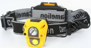 Купить Camelion LED5376 (фонарь налобн, COB, сенсор, 6 реж ...