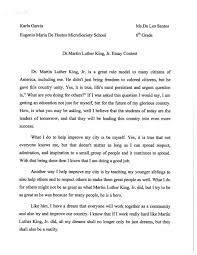 essay about martin luther king an essay on martin luther king jr essay martin luther king gxart orgmartin luther king essay city amp of amp yonkers ny
