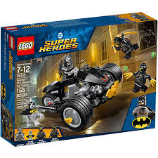 Купить <b>конструктор LEGO Super Heroes</b>: Бэтмен: Нападение ...