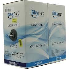 <b>Кабель</b> FTP <b>Skynet</b> CSL-FTP-4-CU FTP 5e 305 метров — купить ...