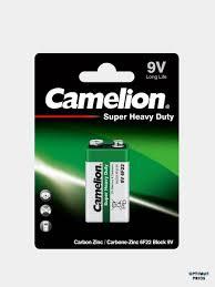 <b>Батарейка крона Camelion 6F22</b> 9V с доставкой за 1 день купить ...