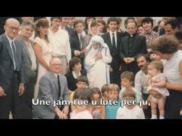 Mother Teresa – DISCOVERING ALBANIA