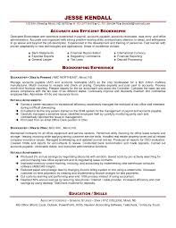 bookkeeping resume skills cipanewsletter cover letter accounting bookkeeping resume accounting bookkeeping