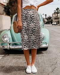 8 Ways to <b>Style Summer's</b> Biggest <b>Fashion</b> Trend, the <b>Leopard</b> Midi ...