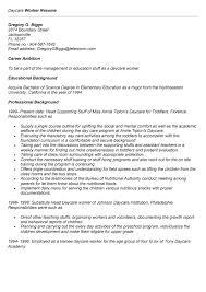 Daycare Worker Resume Exle For Employment jpg Resume And Cover Letters Childcare Worker Resume   Sales   Worker   Lewesmr Sample Resume  Daycare Worker Resume Exle