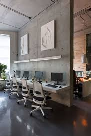 this is the office and showroom of the architectural firm sergey makhno it is located architecture office furniture