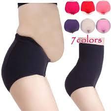 womens high waist body shaping underwear abdomen control hip lifting clothing bfj55