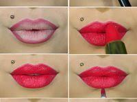 губы: лучшие изображения (28) | Губы, Помады и Макияж губ