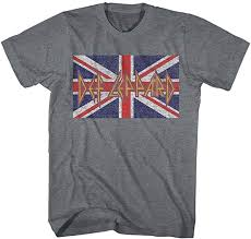 Def Leppard 80s Heavy Metal Band Rock and Roll ... - Amazon.com