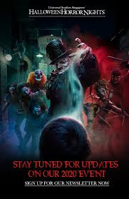 <b>Halloween Horror</b> Nights - Universal Studio Singapore