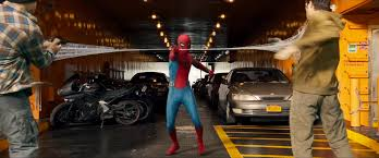 Image result for spiderman homecoming trailer