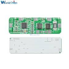 4S <b>4A 5A 18650</b> Li ion Lithium <b>Battery</b> Protection Board <b>4</b> Pack PCB ...