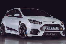 <b>Hot</b> Hatch Ford Focus RS Delivers <b>Supercar</b> Performance