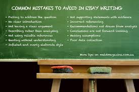 common mistakes to avoid in essay writing  meld magazine  common mistakes to avoid in essay writing