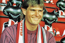 "Celebrating his 48 birthday last week is the latest former SAFC player to be featured in our ""Where Are They Now?"" series – Thomas Hauser. - thomashauser"