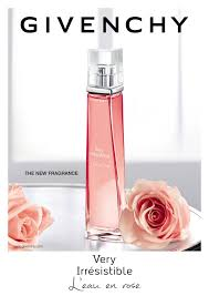 <b>Givenchy Very Irresistible L'eau</b> en rose. #Givenchybeauty #Fragrance