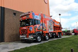 scania art at the cv show commercial vehicle dealer scania art at the cv show 2016