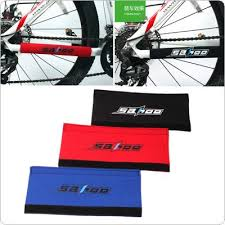 sahoo bike stay chain protection bicycle chain care cycling protector cloth cover parts 1pc 46524